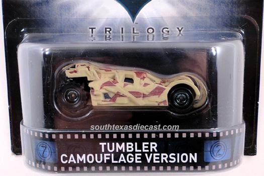 Batmobile (Batman Begins) / The Tumbler